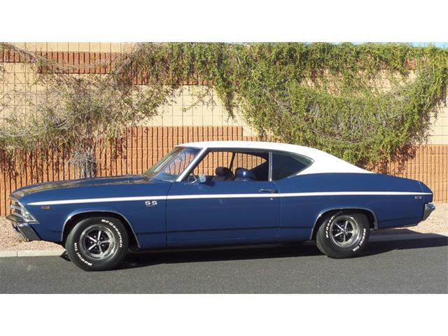 1969 Chevrolet Chevelle SS | 949604