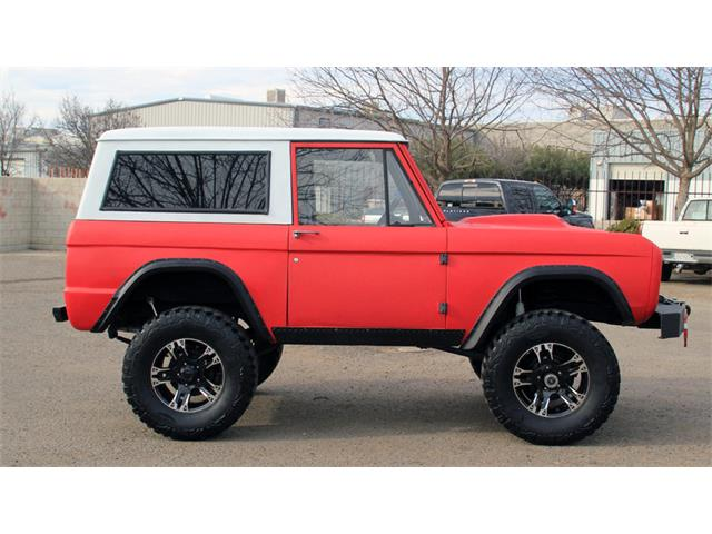 1972 Ford Bronco   949607
