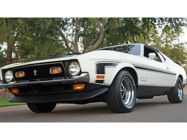 1971 Ford Mustang | 949623
