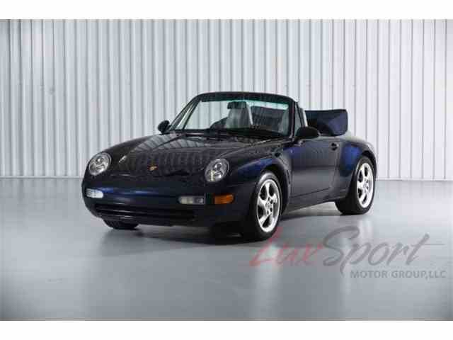 1995 Porsche 993 Carrera 2 Cabriolet | 949633