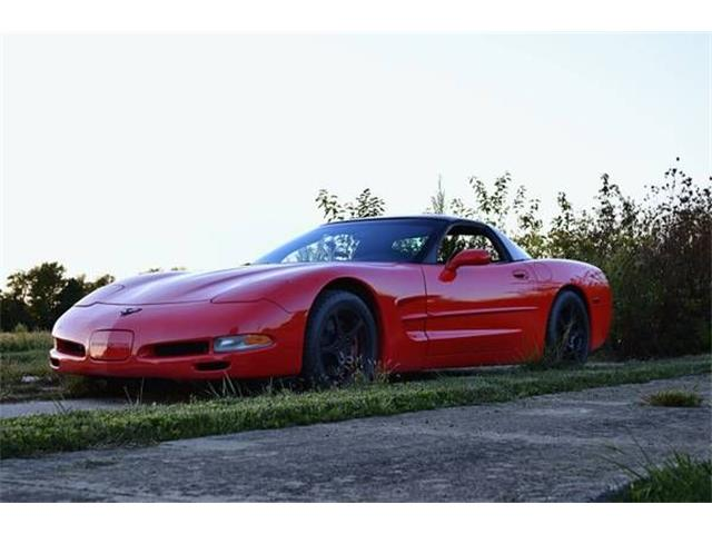 2000 Chevrolet Corvette   949657