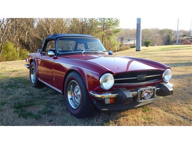 1975 Triumph TR6 | 949660