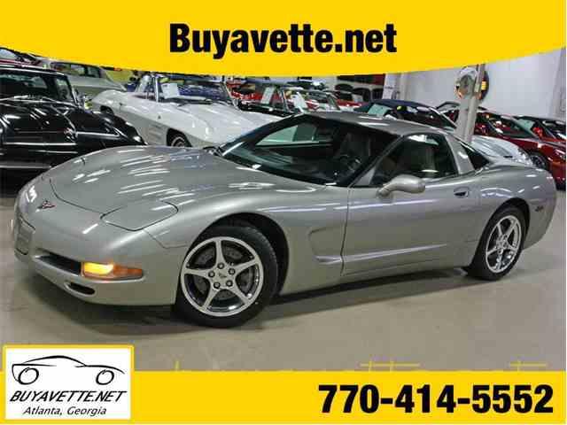 2001 Chevrolet Corvette | 949667