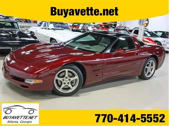 2003 Chevrolet Corvette | 949668