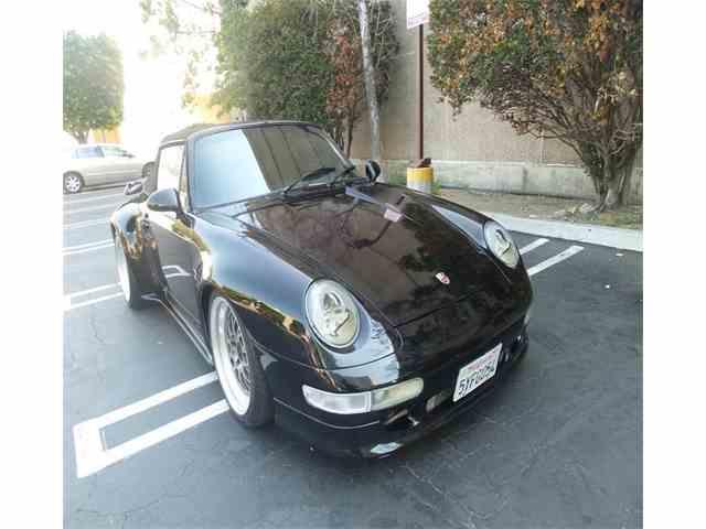 1989 Porsche 911   940967