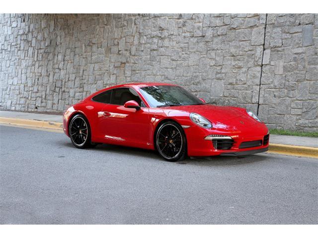2012 Porsche 911 | 949674