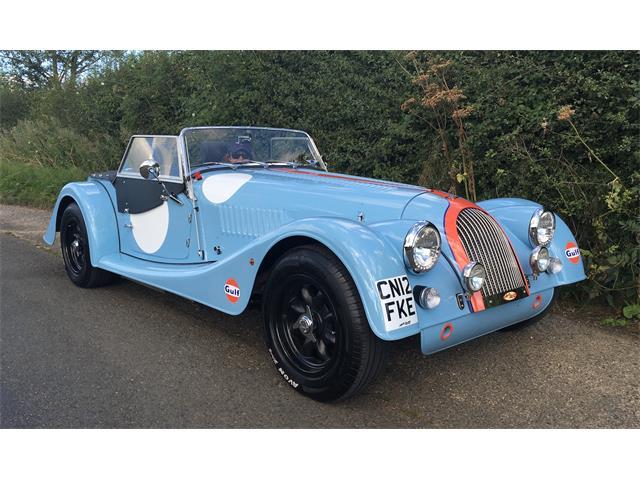 2012 Morgan Plus 4 | 949675