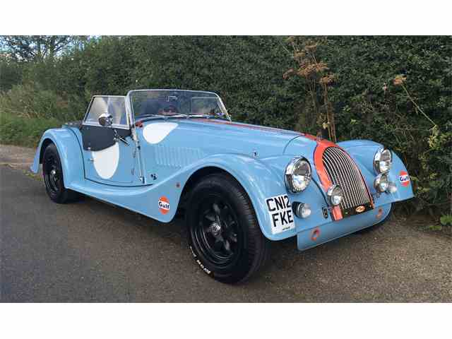 2012 Morgan Plus 4 | 949675