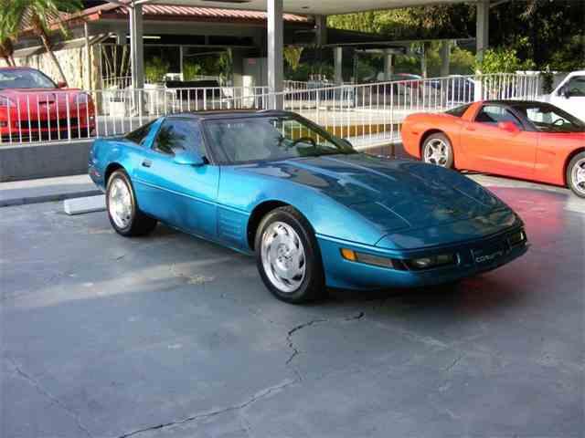 1993 Chevrolet Corvette | 949677
