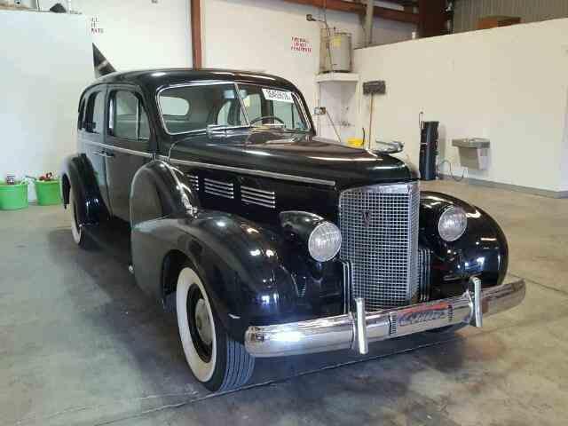 1938 Cadillac Fleetwood | 940968