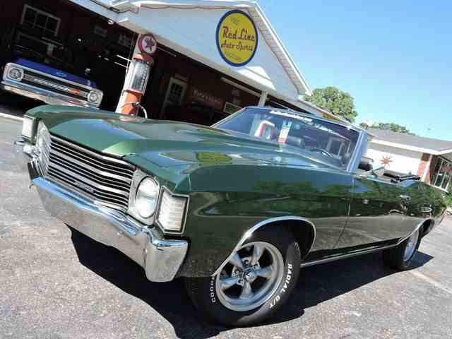 1972 Chevrolet Chevelle | 949694