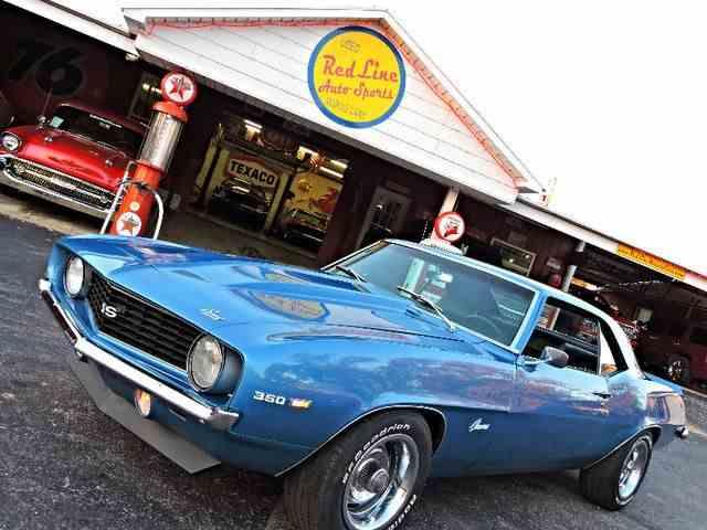 1969 Chevrolet Camaro | 949695