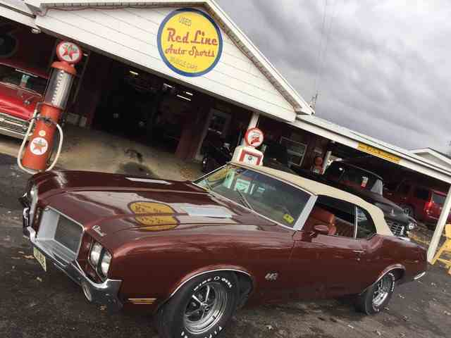 1971 Oldsmobile Cutlass | 949696
