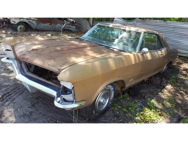1965 Buick Riviera   949709