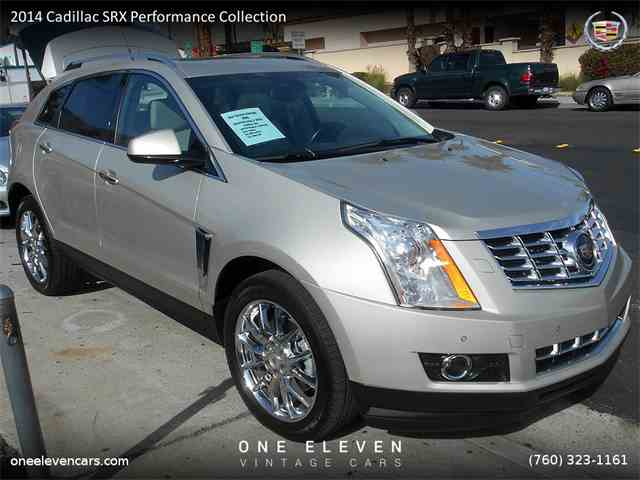 2014 Cadillac SRX Performance Collection | 949718
