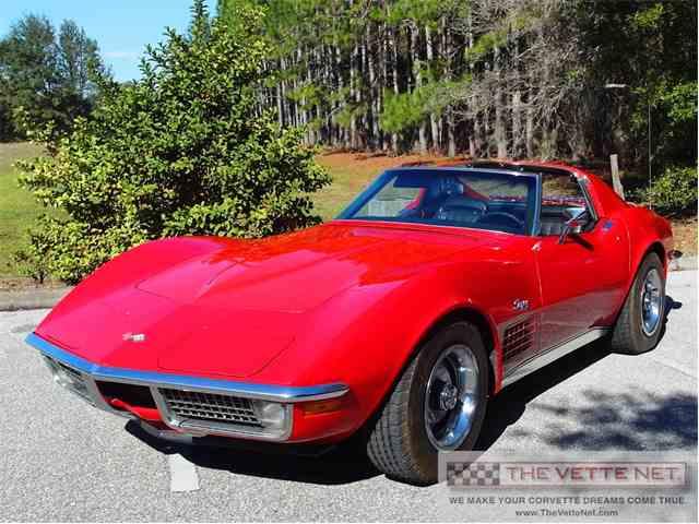 1971 Chevrolet Corvette | 949724