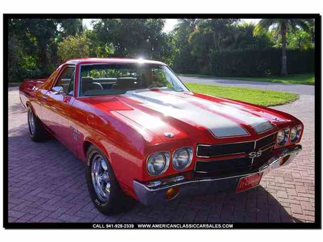 1970 Chevrolet El Camino | 949726