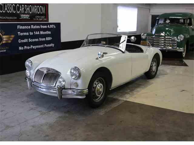 1957 MG MGA | 949727