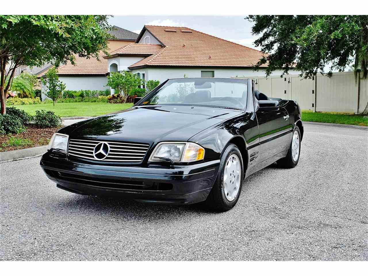 Large Picture of '97 Mercedes-Benz SL-Class located in Florida - $13,500.00 Offered by Primo Classic International LLC - KCTC