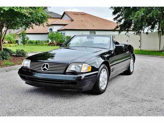 1997 Mercedes-Benz SL-Class | 949728