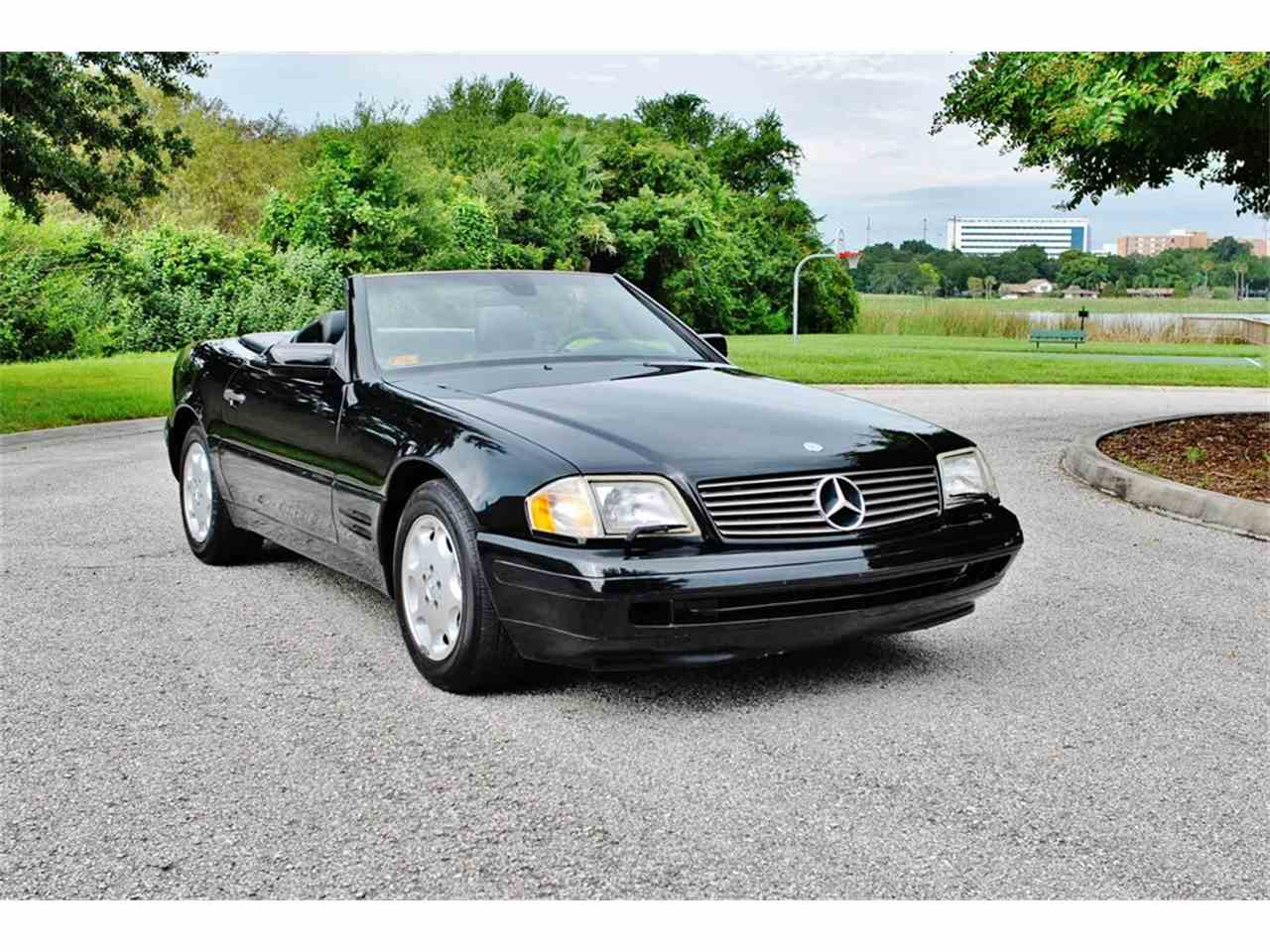 Large Picture of '97 SL-Class - $13,500.00 - KCTC