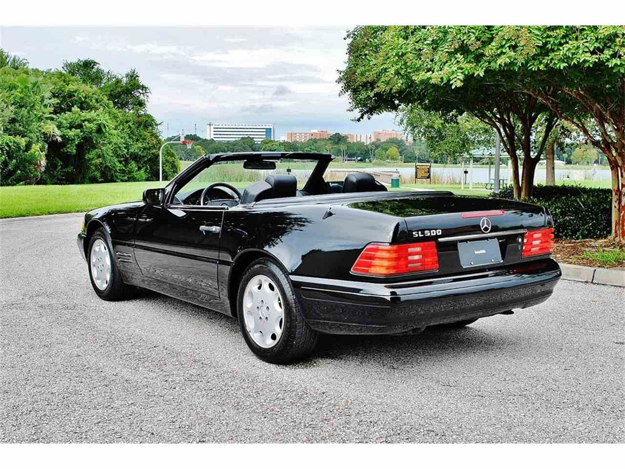 Large Picture of '97 Mercedes-Benz SL-Class - $13,500.00 - KCTC