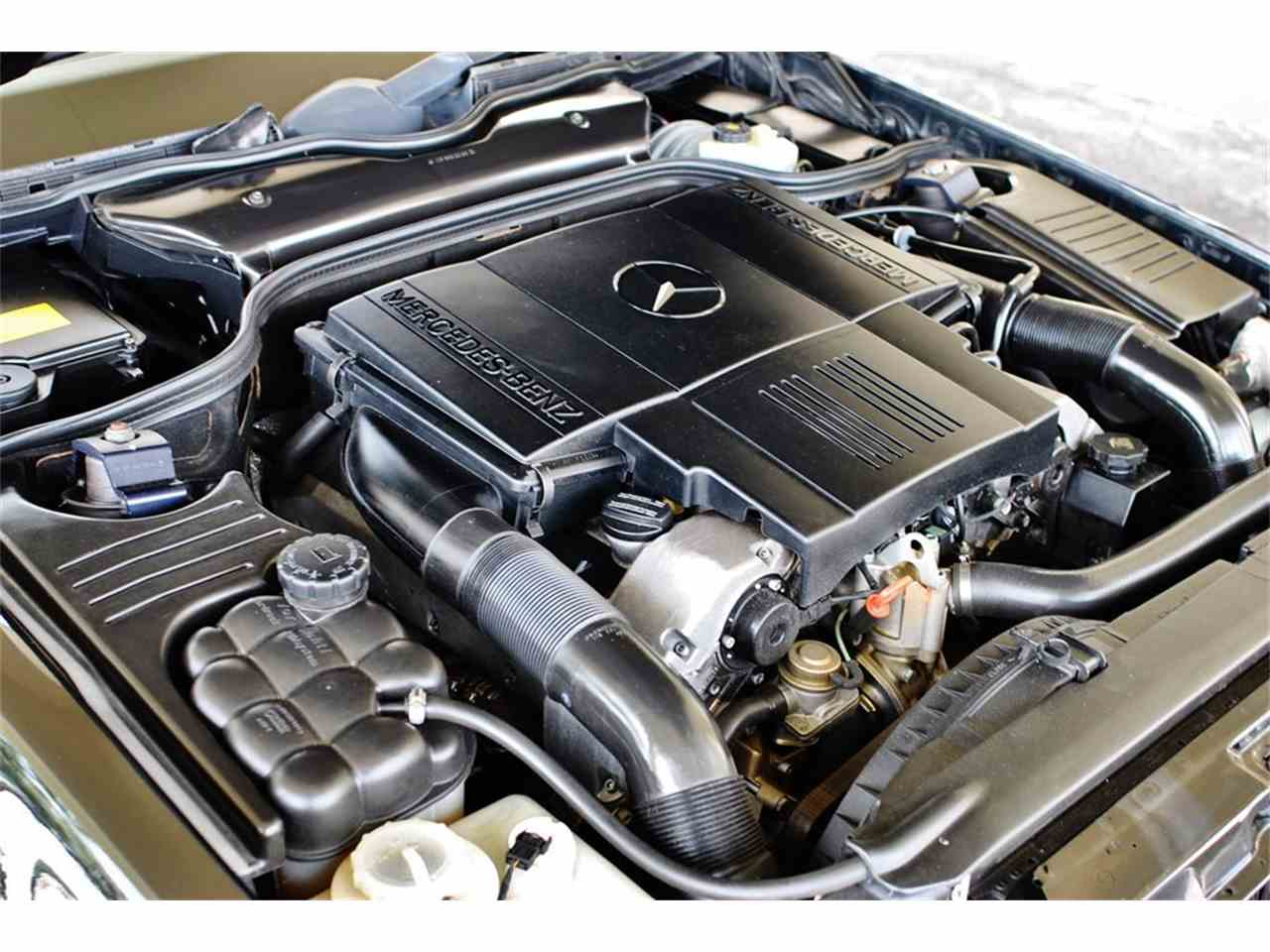 Large Picture of 1997 Mercedes-Benz SL-Class located in Lakeland Florida - KCTC