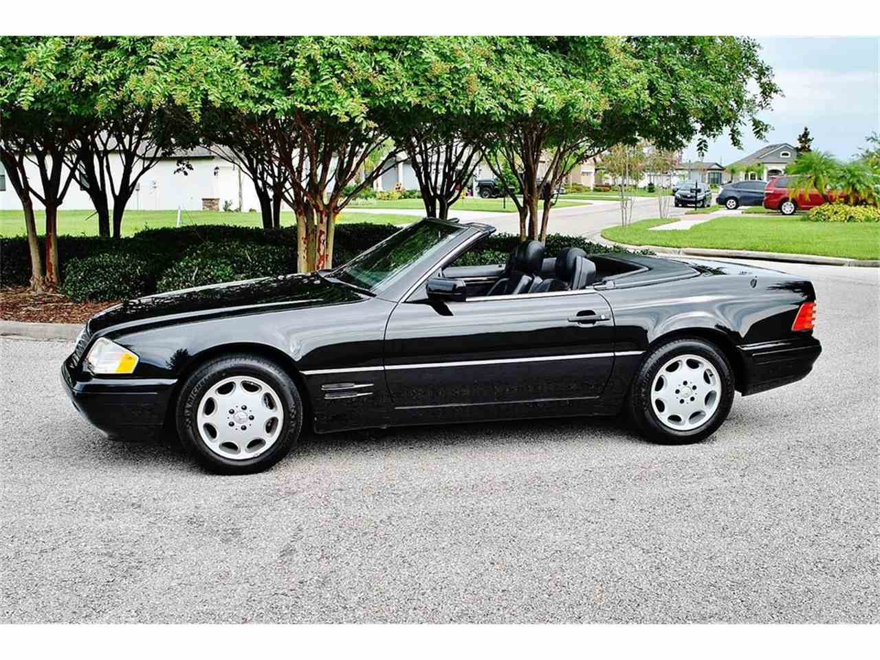 Large Picture of 1997 Mercedes-Benz SL-Class located in Lakeland Florida - $13,500.00 Offered by Primo Classic International LLC - KCTC