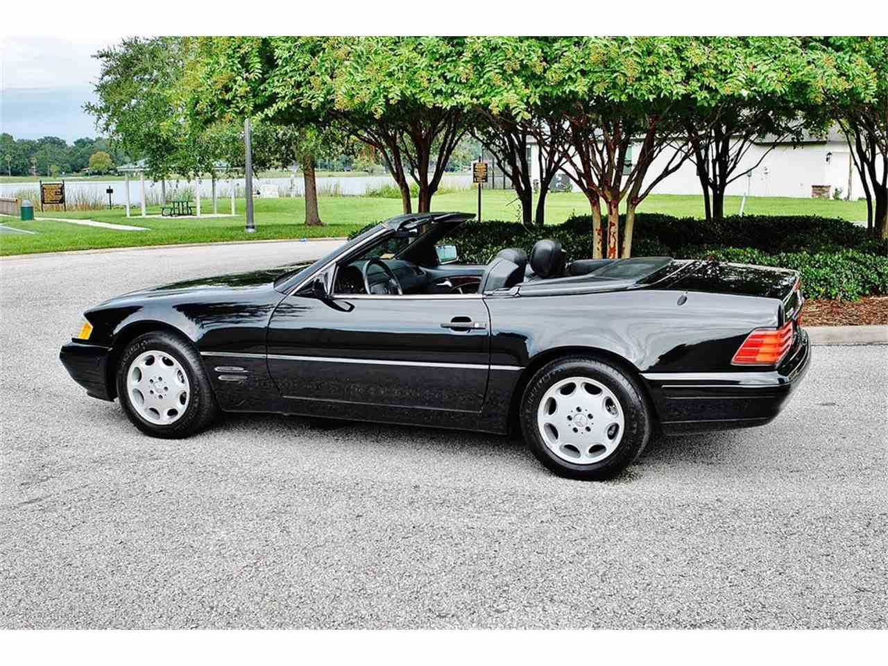 Large Picture of 1997 Mercedes-Benz SL-Class located in Lakeland Florida Offered by Primo Classic International LLC - KCTC