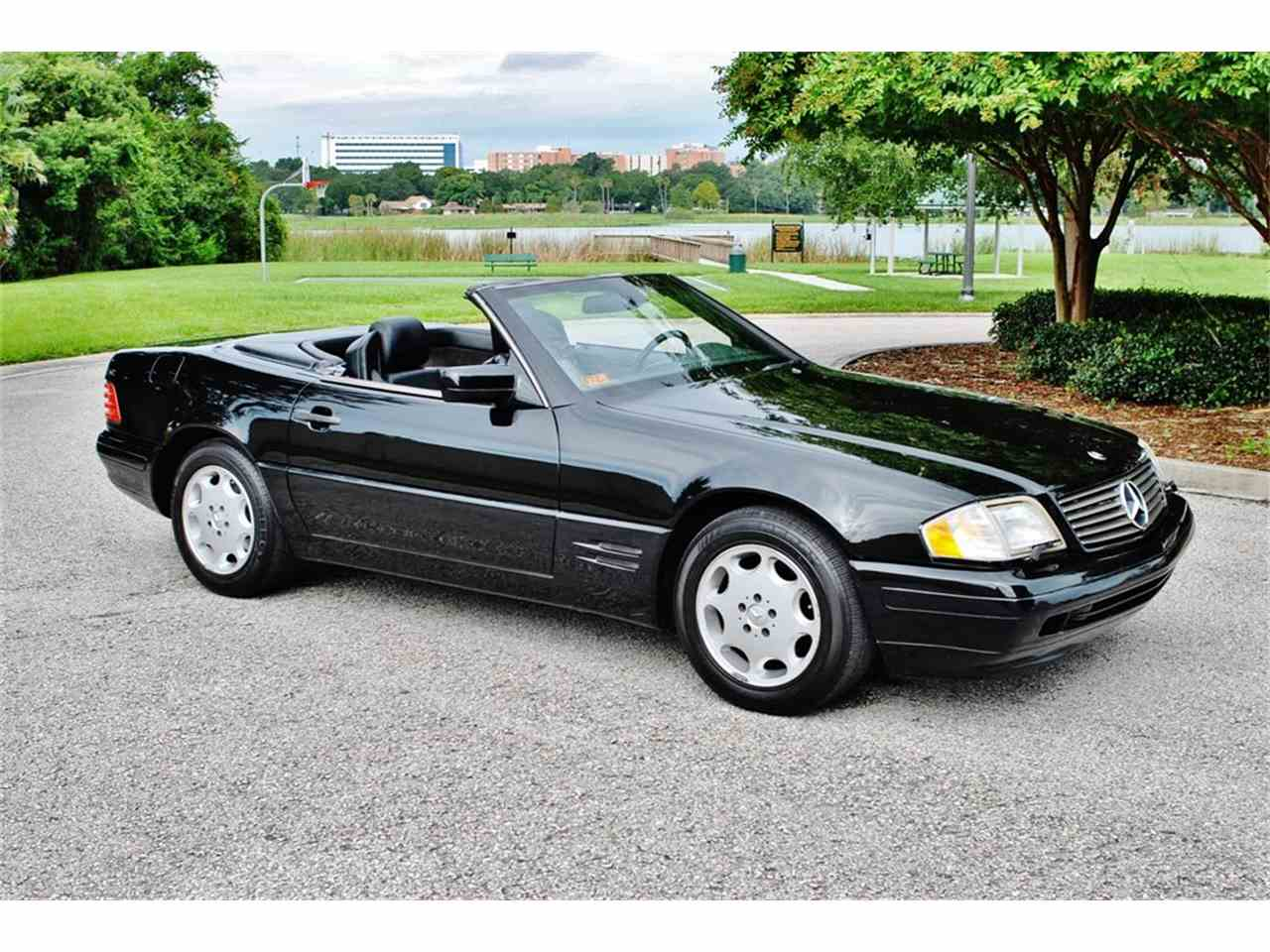 Large Picture of '97 Mercedes-Benz SL-Class located in Lakeland Florida - $13,500.00 - KCTC