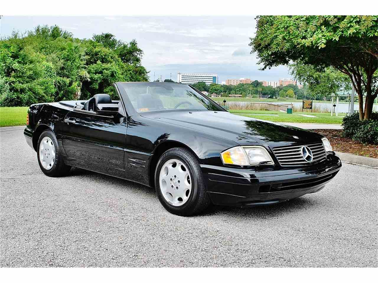 Large Picture of 1997 Mercedes-Benz SL-Class located in Florida - $13,500.00 - KCTC
