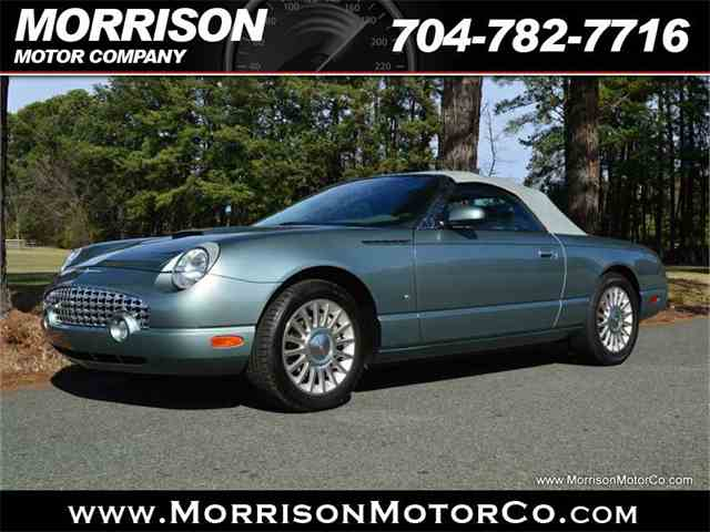 2004 Ford Thunderbird Pacific Coast | 949734