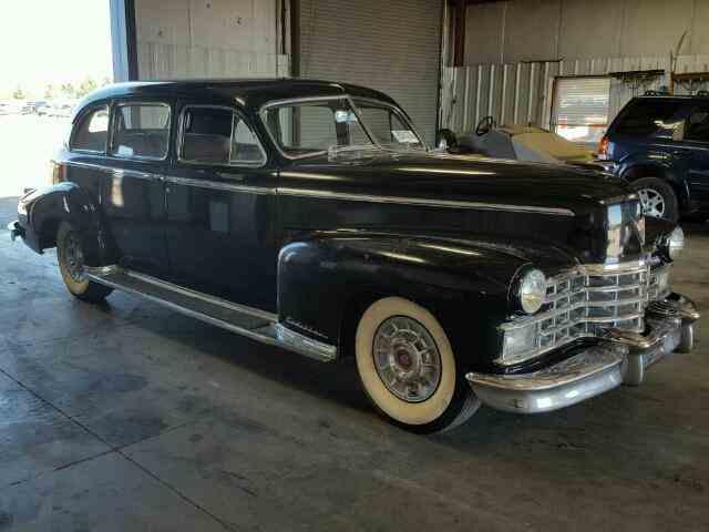 1947 Cadillac Fleetwood | 940974