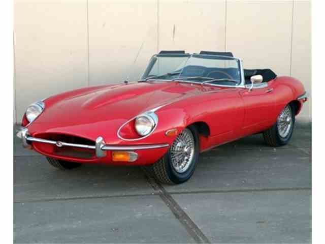 1969 Jaguar E-Type | 949740