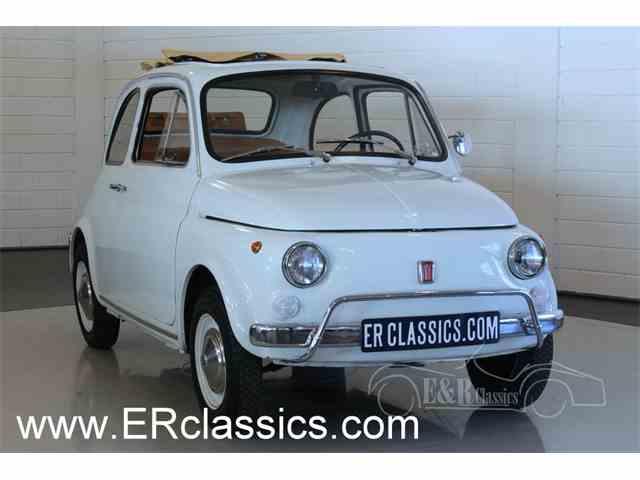 1972 Fiat 500L | 949745