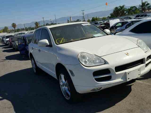 2006 Porsche Cayenne | 949774