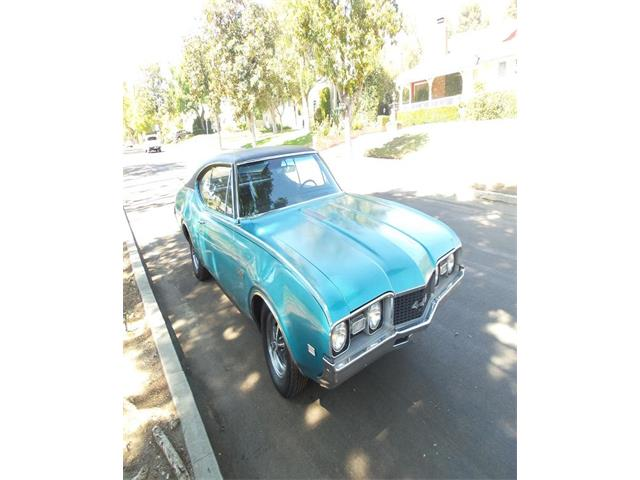 1968 Oldsmobile 442 | 940979