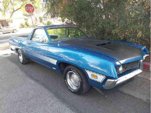 1970 Ford Ranchero | 940984