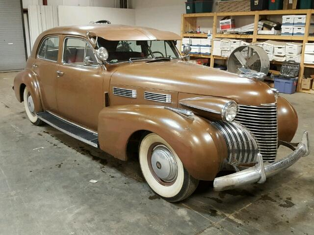 1940 CADILLAC ALL OTHER | 940986