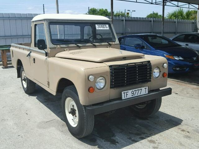 1985 LAND ROVER ALL OTHER | 940987