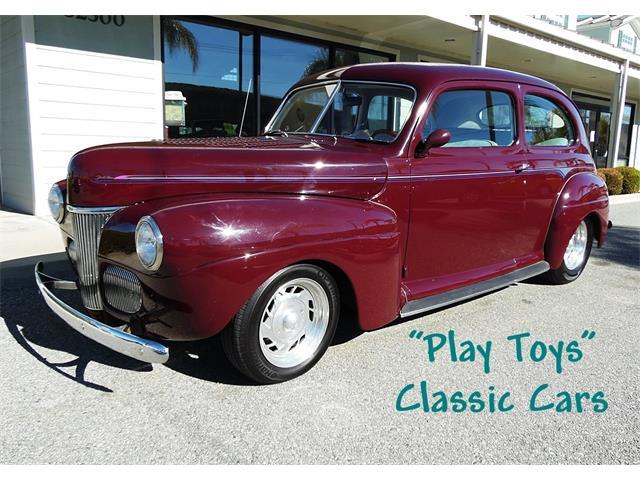 1941 Ford 2-Dr Sedan | 949879
