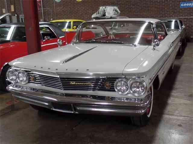 1960 Pontiac Bonneville | 949888