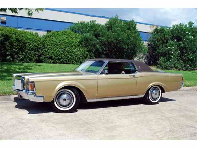 1970 Lincoln Continental | 949895