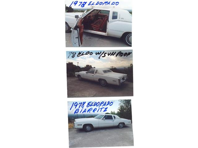 1978 Cadillac Eldorado Biarritz | 940099