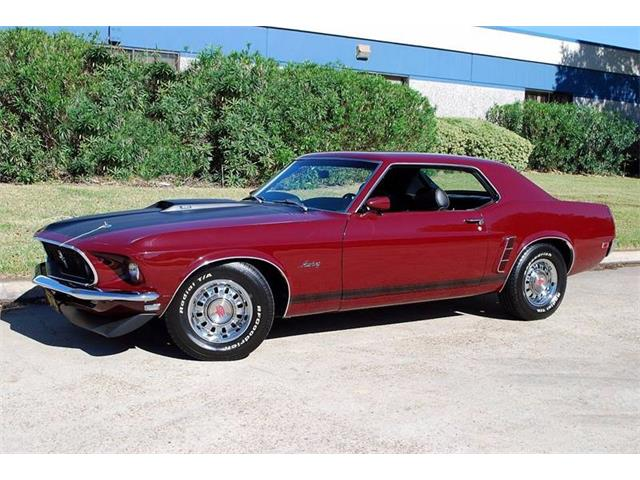 1969 Ford Mustang | 949904