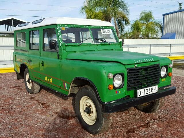 1980 LAND ROVER ALL OTHER | 940992
