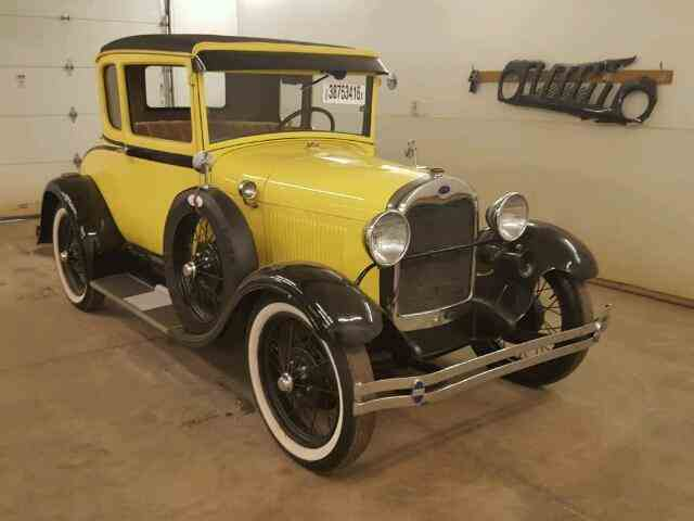 1929 Ford Model A | 940994