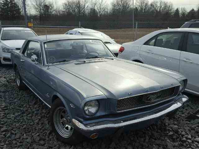 1966 Ford Mustang | 940995