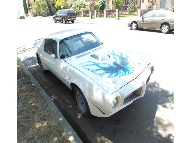 1975 Pontiac Firebird Trans Am | 940999