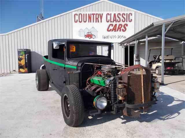 1929 Oldsmobile RatRod | 949990
